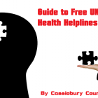 Guide to Mental Health Free Helplines